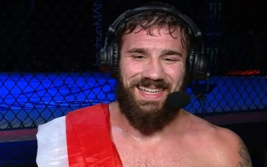 Fight Island: Jimmie Rivera Post-fight Interview