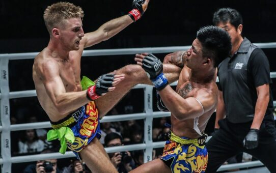 ONE Championship's Best Muay Thai Dumps & Sweeps | The Art Of Eight Limbs Highlights
