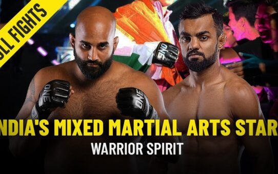 Warrior Spirit Episode 11: India's Mixed Martial Arts Stars | ONE Championship Special