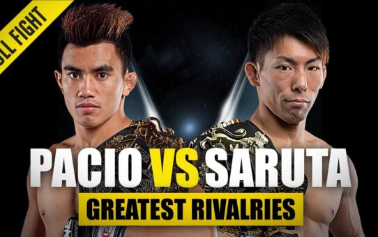 Joshua Pacio vs. Yosuke Saruta | ONE Championship's Greatest Rivalries
