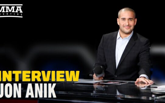 Jon Anik Gives His Take on 2020 'Fight of the Year' Debate,' Previews 'Fight Island' – MMA Fighting