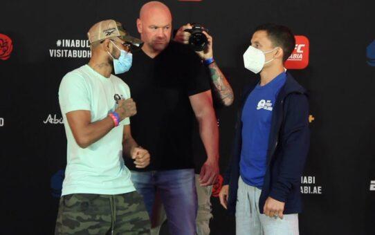 UFC Fight Island 2: Deiveson Figueiredo, Joseph Benavidez Square Off Ahead Of Rematch – MMA Fighting