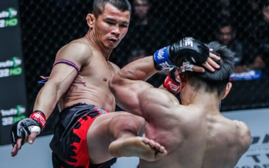 Nong-O's 50-PLUS BODY KICKS vs. Hiroaki Suzuki | ONE Championship Highlights