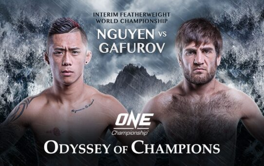 ONE Championship: ODYSSEY OF CHAMPIONS | ONE@Home Event Replay