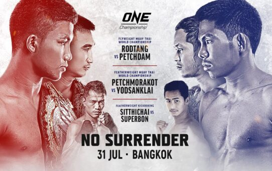 ONE Championship's Muay Thai Mega-Show | Official Trailer