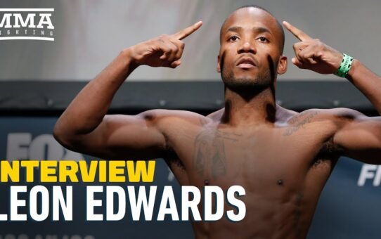 Leon Edwards Gives Jorge Masvidal 'Puncher's Chance' vs. Kamaru Usman, Eyes Winner – MMA Fighting