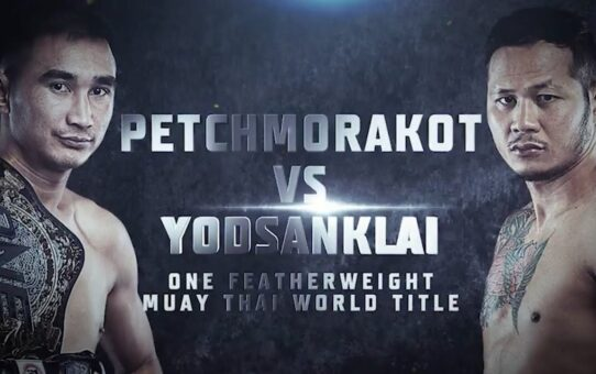Petchmorakot vs. Yodsanklai | ONE Co-Main Event Feature