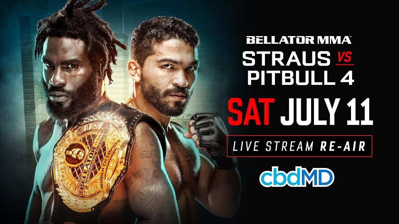 Re-Air | Bellator 178 Straus vs. Pitbull 4