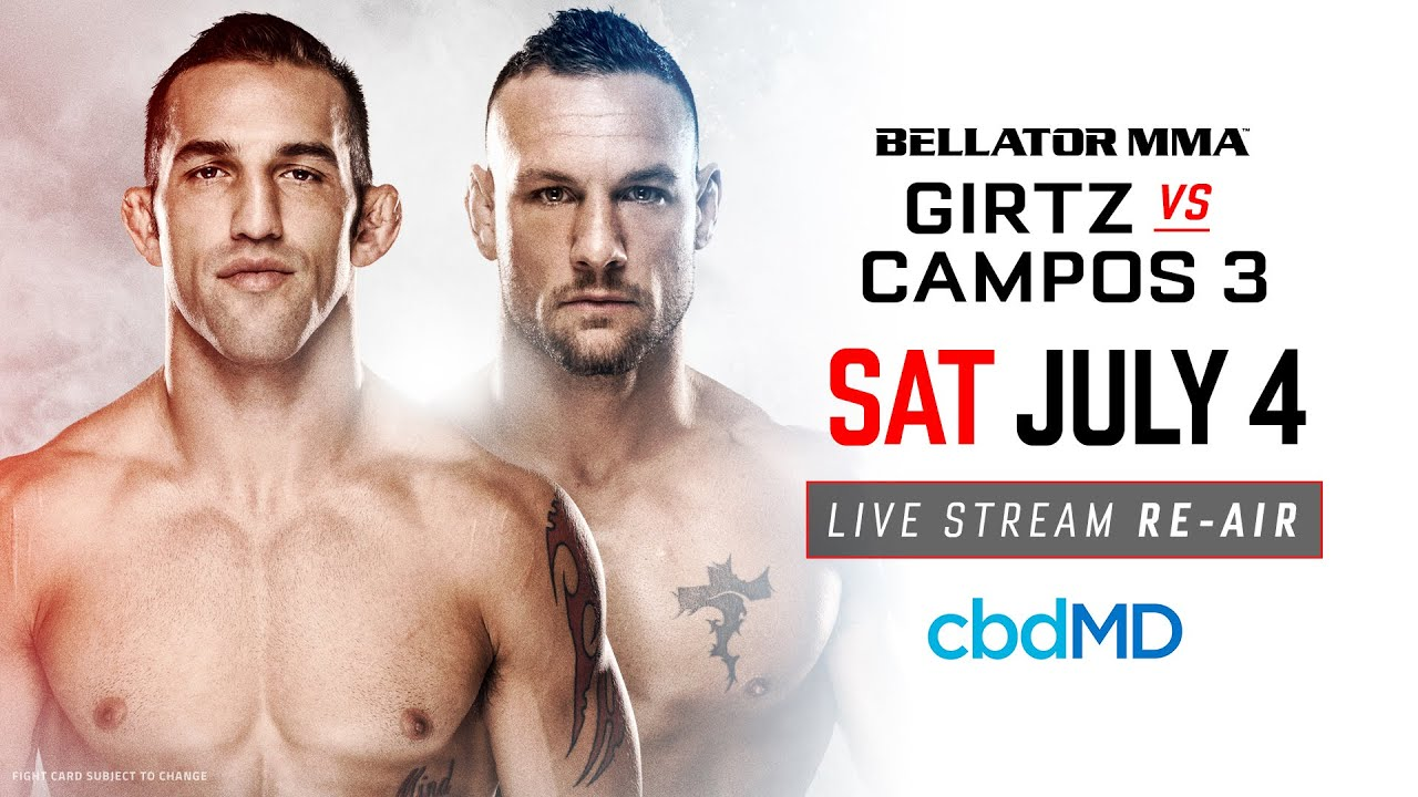 Re-Air | Bellator 181 Girtz vs. Campos 3