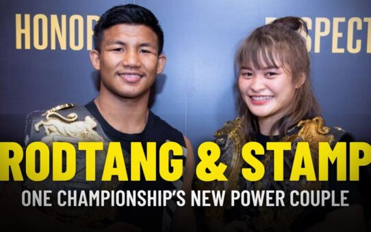 Rodtang & Stamp: ONE Championship's New Power Couple