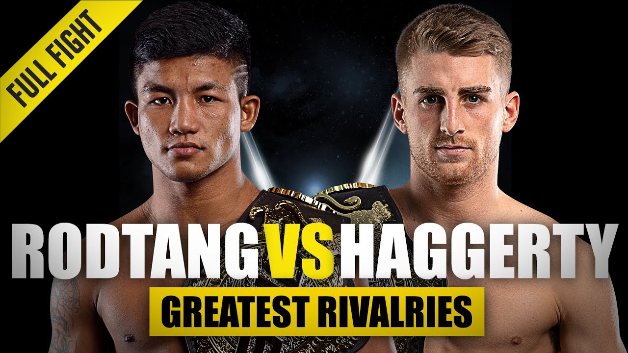 Rodtang vs. Jonathan Haggerty | ONE Championship's Greatest Rivalries
