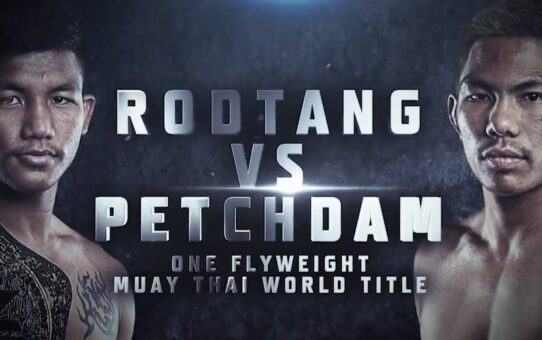 Rodtang vs. Petchdam III | ONE Main Event Feature