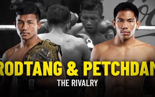 Rodtang vs. Petchdam III | The Rivalry