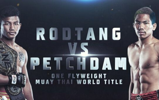Rodtang vs. Petchdam | ONE Championship Official Trailer