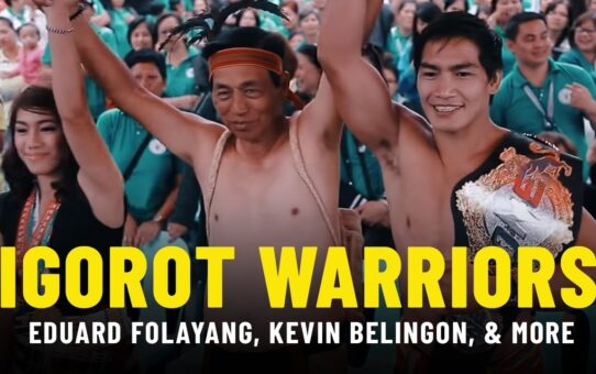 The Igorot Warrior Spirit | Eduard Folayang, Kevin Belingon, & More