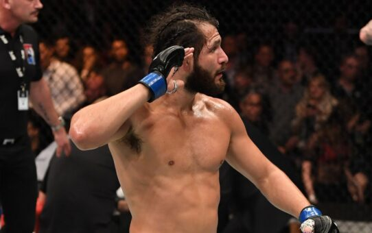 Top Finishes: Jorge Masvidal