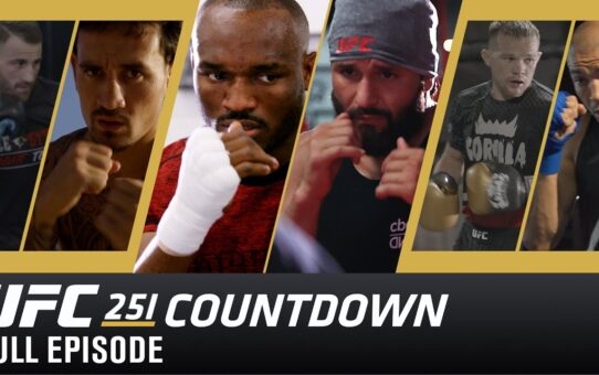 UFC 251 Countdown: Full Episode