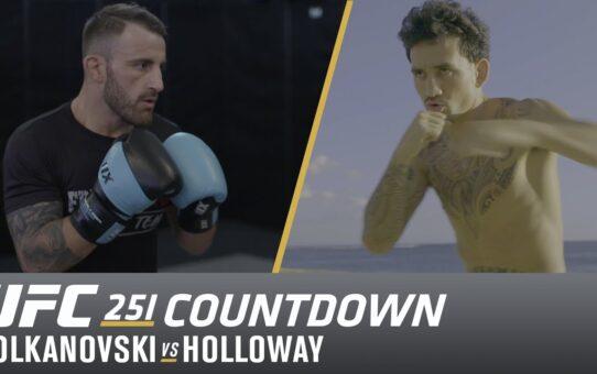 UFC 251 Countdown: Volkanovski vs Holloway 2