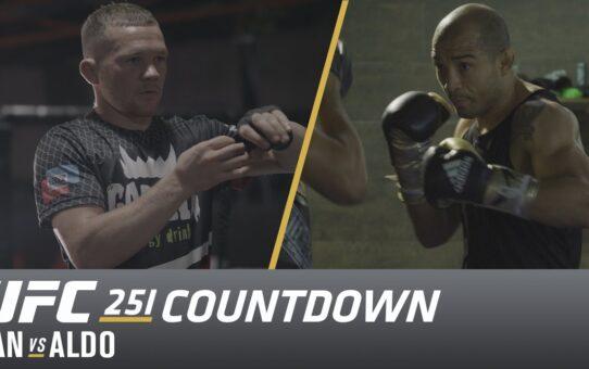 UFC 251 Countdown: Yan vs Aldo