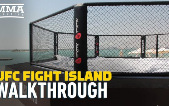 UFC 251: Fight Island Tour  – MMA Fighting