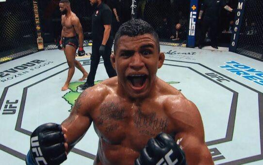 UFC 251 Look Ahead – Usman vs Burns