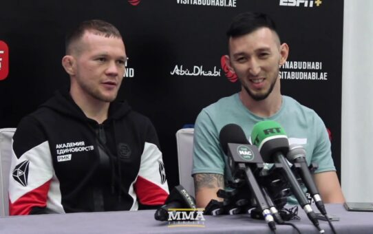 UFC 251: Petr Yan Media Day Scrum – MMA Fighting