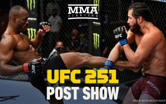 UFC 251 Post-Fight Show – MMA Fighting