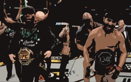UFC 251: Usman vs Masvidal – Super Necessary