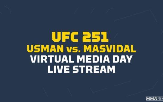 UFC 251 Virtual Media Day 1: Volkanovski vs. Holloway 2 – MMA Fighting