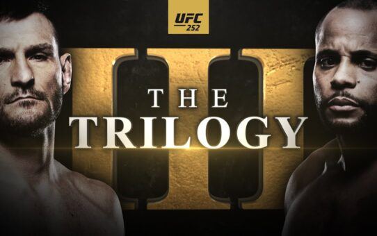 UFC 252: Miocic vs Cormier 3 – The Trilogy
