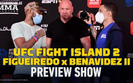 UFC Fight Island 2 Preview Show – MMA Fighting