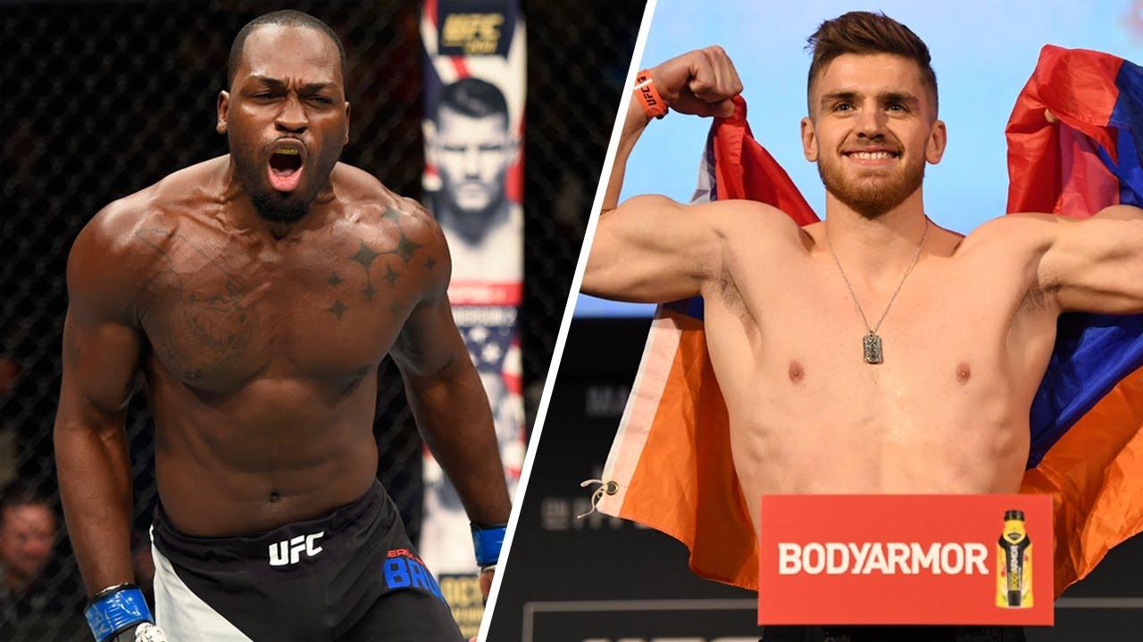 UFC Vegas 5: Brunson vs Shahbazyan - Preview