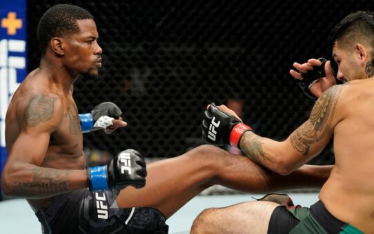 UFC Vegas 5: Fighters You Should Know