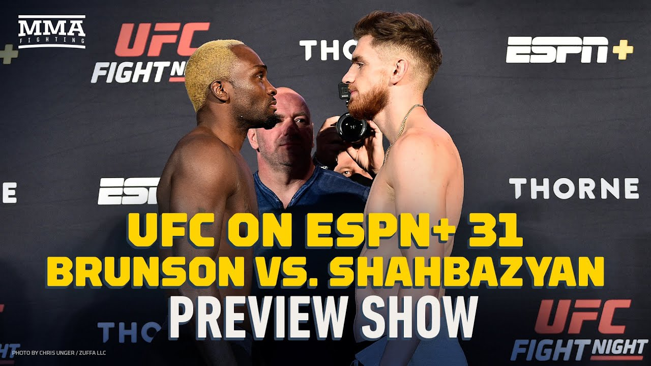 UFC Vegas 5 Preview Show - MMA Fighting