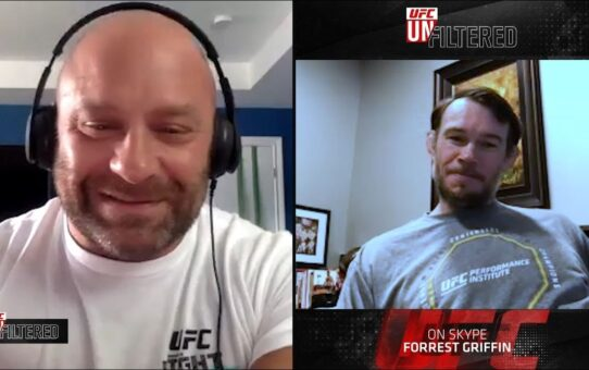 Unfiltered Episode 406: Forrest Griffin & Kay Hansen
