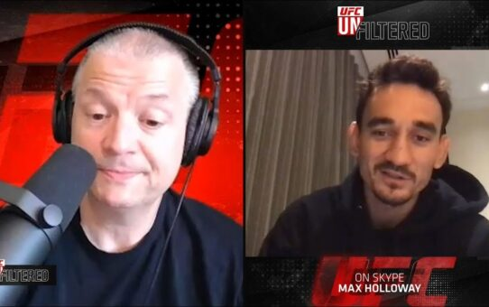 Unfiltered Episode 409: Max Holloway & Brett Okamoto