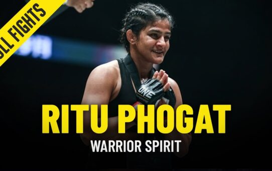 Warrior Spirit Episode 5: Ritu Phogat | ONE Championship Special