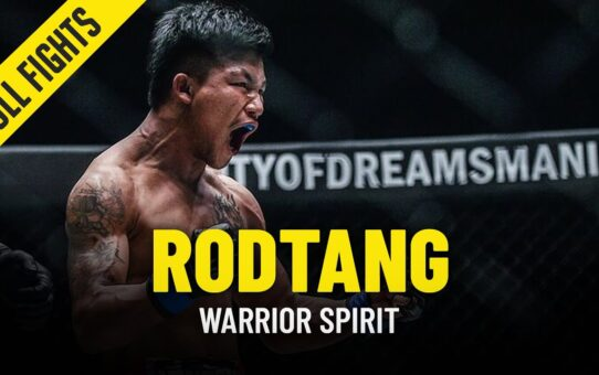 Warrior Spirit Episode 6: Rodtang Jitmuangnon | ONE Championship Special