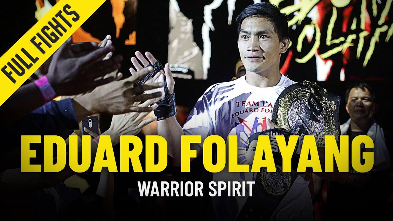 Warrior Spirit Episode 7: Eduard Folayang | ONE Championship Special