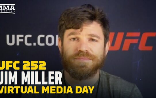 UFC 252: Jim Miller Cites 'Massive Experience Advantage' Over Vinc Pichel In Matchup – MMA Fighting