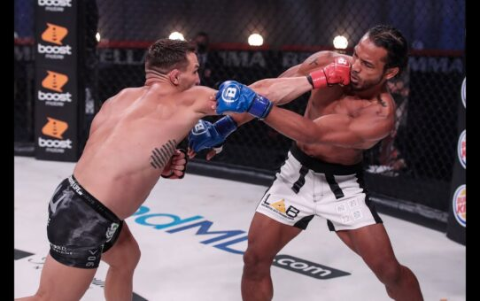 Bellator 243 Highlights: Michael Chandler Knocks Out Benson Henderson – MMA Fighting