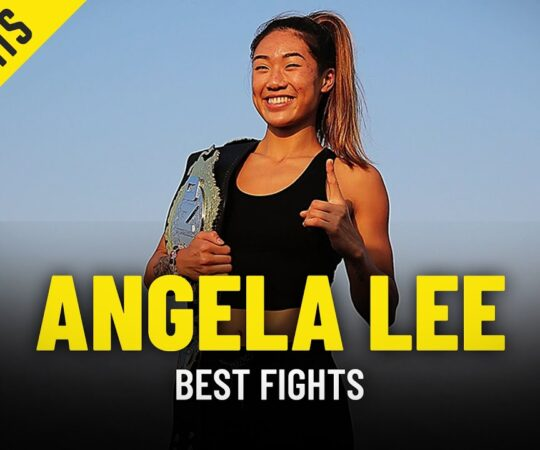 Angela Lee's Best Fights | ONE Championship Legends