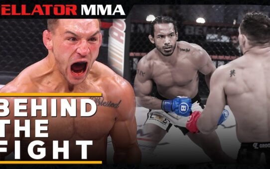 Behind The Fight: Chandler vs Henderson 2 | Bellator MMA