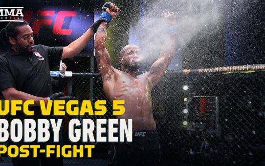 Bobby Green Reflects On Going From '50 Different Homes' To 'Having Own House' – MMA Fighting