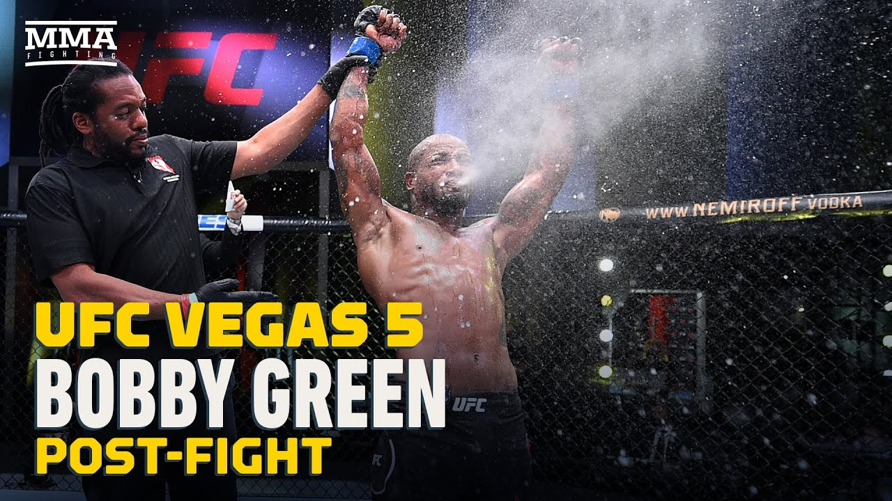 Bobby Green Reflects On Going From '50 Different Homes' To 'Having Own House' - MMA Fighting