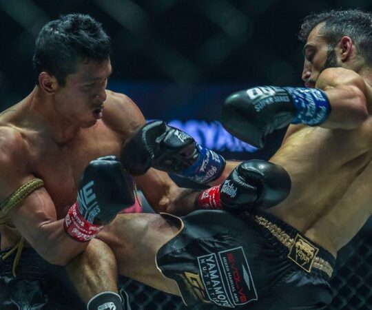 Giorgio Petrosyan KOs Smokin' Jo Nattawut | ONE Championship Replay