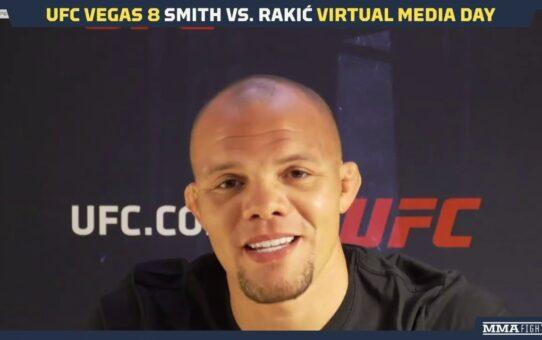 UFC Vegas 8: Anthony Smith Calls Jon Jones' Decision To Vacate Title 'Noble' – MMA Fighting