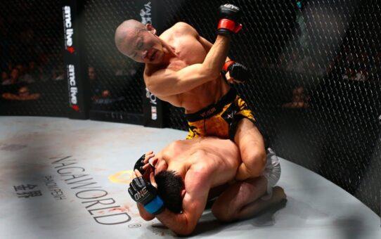 Koetsu Okazaki vs. Yusup Saadulaev | ONE Championship Full Fight