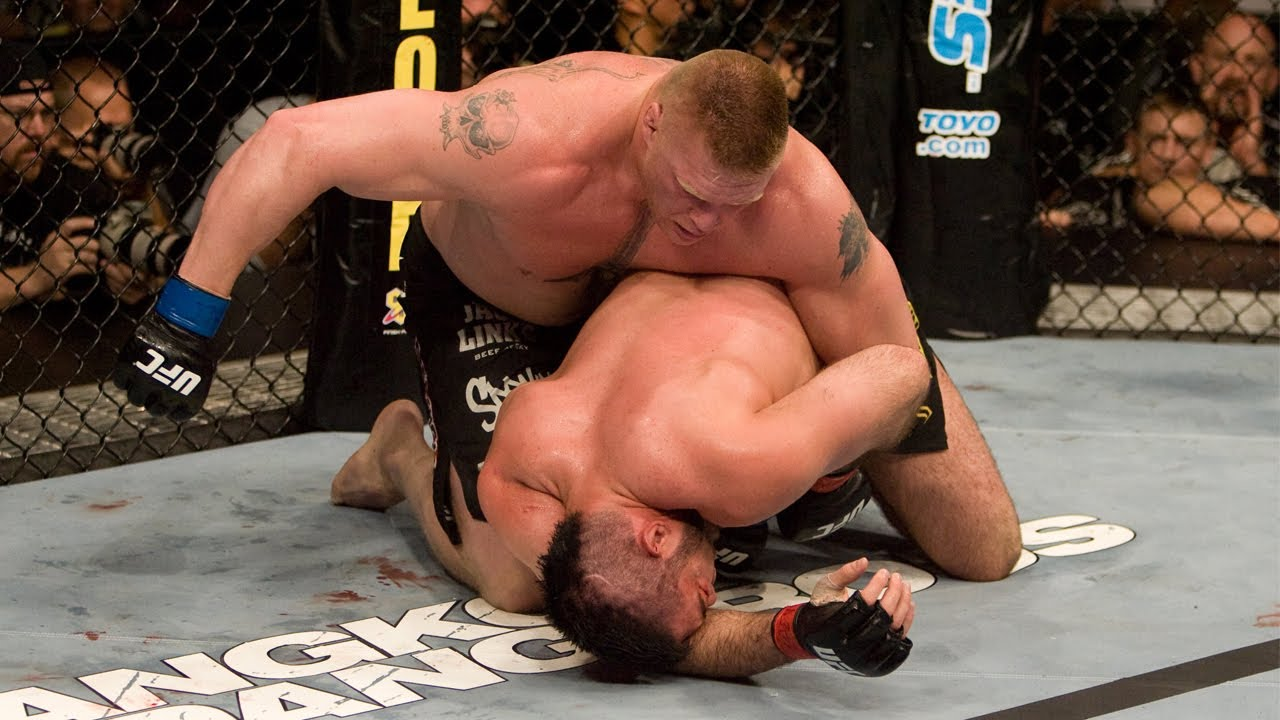 On This Day: Brock Lesnar vs Heath Herring | Free Fight