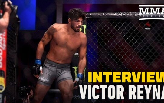 Victor Reyna Ready To Make Most Of Second Contender Series Opportunity – MMA Fighting